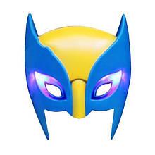 Карнавальная маска Росомаха KS Hero SKL25-145873