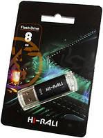 Флешка Hi-Rali 8GB