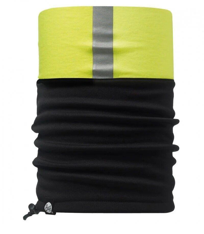 Бафф Neckwarmer Windproof Reflective BUFF® Yellow Fluor (107756.00)