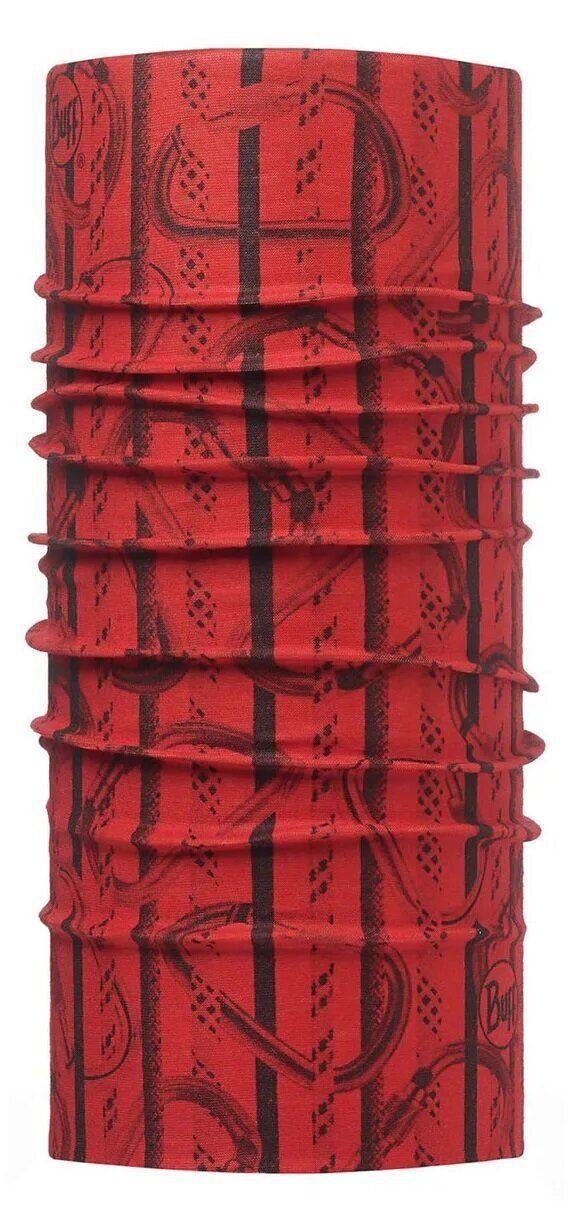 Бафф Thermal BUFF® Carabiner Red (111543.425.10.00)