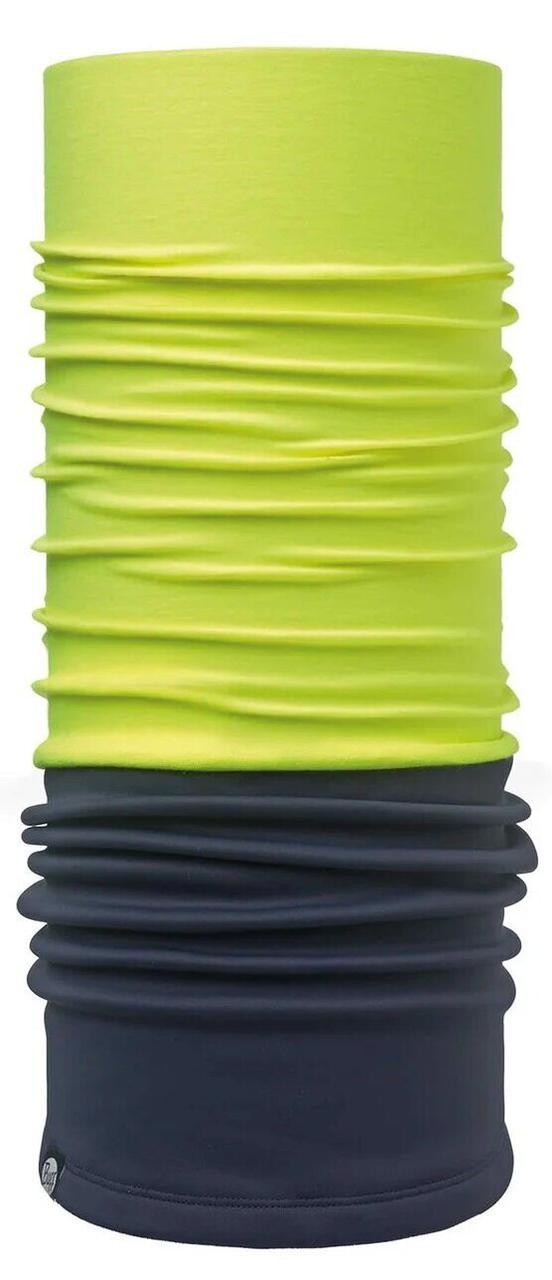 Бафф Windproof BUFF® Solid Yellow Fluor (111581.117.10.00)