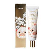 Осветляющий крем для век на основе ласточкиного гнезда Elizavecca Gold CF-Nest White Bomb Eye Cream