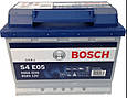Аккумулятор Bosch S4 Silver 6СТ-60 Евро, фото 2