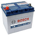 Аккумулятор Bosch S4 Silver 6СТ-60 Евро, фото 4