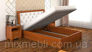 Кровать Милена с подъемником ЛДСП Da-Kas