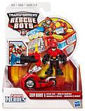 Коди с пожарной мини-машиной Боты спасатели - Cody, Hose, Rescue Bots, Hasbro SKL14-143198, фото 2