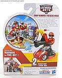 Коди с пожарной мини-машиной Боты спасатели - Cody, Hose, Rescue Bots, Hasbro SKL14-143198, фото 3