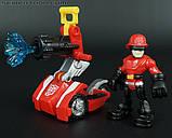 Коди с пожарной мини-машиной Боты спасатели - Cody, Hose, Rescue Bots, Hasbro SKL14-143198, фото 6