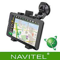 ➽GPS навигатор Navitel DVR700PI Max GPS/A-GPS память 1/16 Gb 3G интернет поддержка 2 SIM видеорегистратор