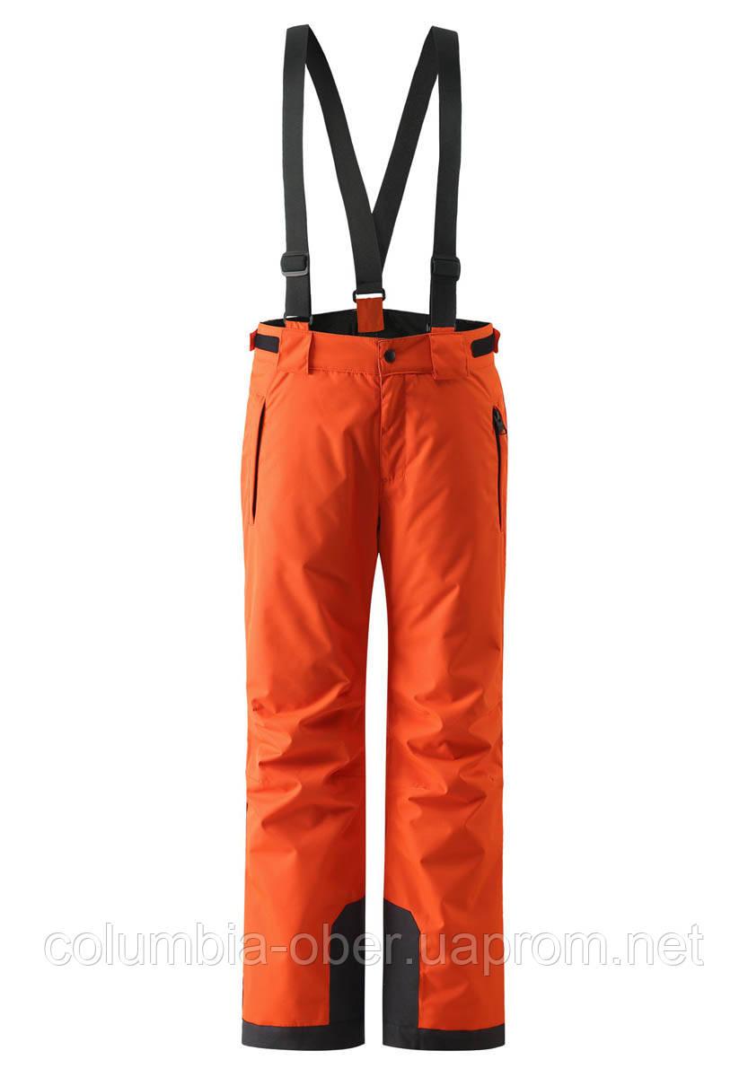 Зимние горнолыжные брюки для девочки Reimatec Takeoff 532187-2770. Размеры 104 - 164.