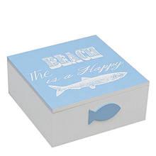 Коробка для чая Рыбка SKL11-208985