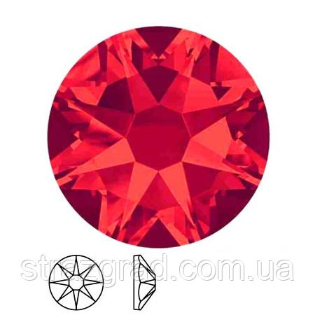 Термо стразы копия SWAROVSKI XIRIUS 16 граней (8+8) Light SIAM SS20 Hot Fix 1440 шт