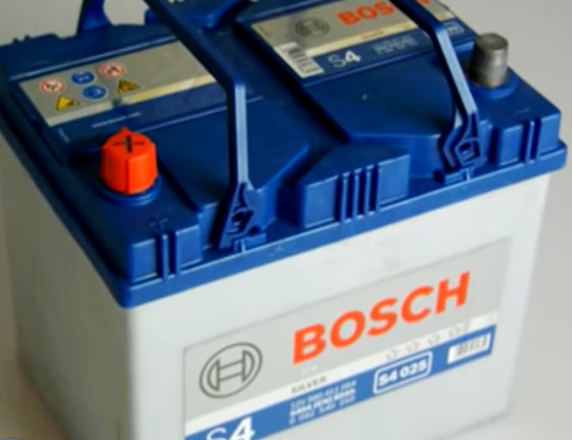 Европейское качество аккумулятора Bosch S4 Silver 6СТ-60 Евро