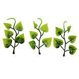 Пластиковая  добавка листья (100 шт. в уп), фото 2