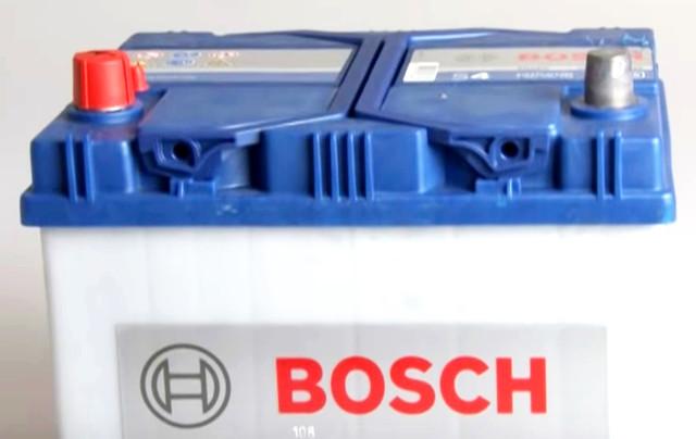 Применяемость Bosch S4 Silver 6СТ-60 Евро