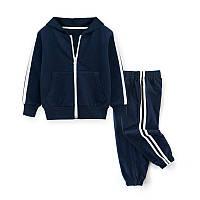 Костюм детский Темп, тёмно-синий 27 KIDS