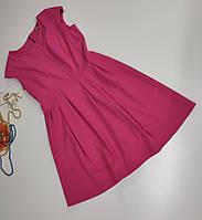 Розовая эластичное платье Orsay Размер 40-42