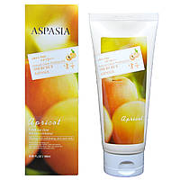 Пилинг-скатка для лица с экстрактом абрикоса Aspasia Natural Clean Peeling Gel - Apricot