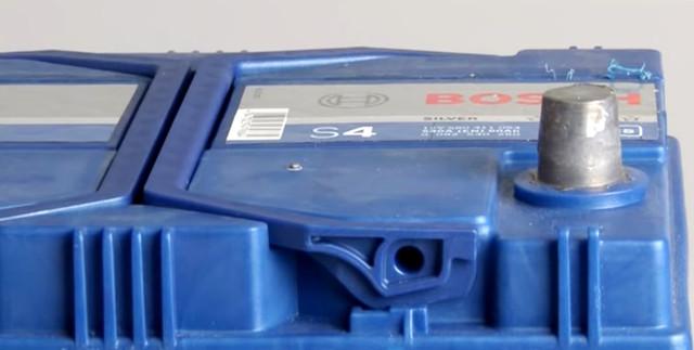 Необслуживаемый аккумулятор Bosch S4 Silver 6СТ-60 Евро