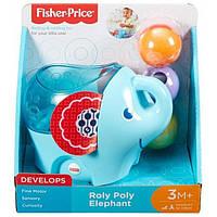 """Игрушка """"Слоник"""", для малышей, FISHER PRICE DYW57"""