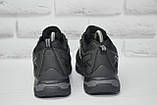 Чоловічі чорні термо кросівки Restime, фото 4