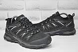 Чоловічі чорні термо кросівки Restime, фото 5