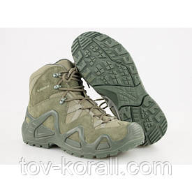 Ботинки Lowa Zephyr MID TF олива