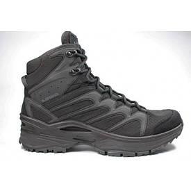 Ботинки LOWA Innox GTX Mid TF черные демисезонные