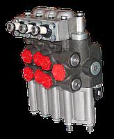 Гидрораспределитель с гидрозамком МР 80-4/1-222 G (8G)