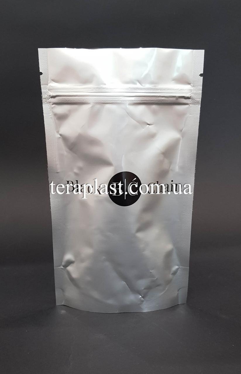 Пакет Дой-Пак 50г 100х170 с печатью в 1 цвет