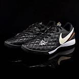 Сороконіжки Nike Tiempo Legend VII Pro R10 TF (39-45), фото 4