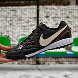 Сороконожки Nike Tiempo Legend VII Pro R10 TF (40-45), фото 8
