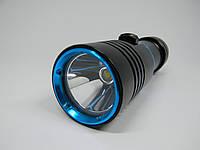 Подводный фонарь с белым светом серия Compact на Cree XM-L2 10W под 26650/18650