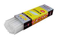 Клеевые стержни Housetools - 8 х 300 мм, прозрачные (1 кг)