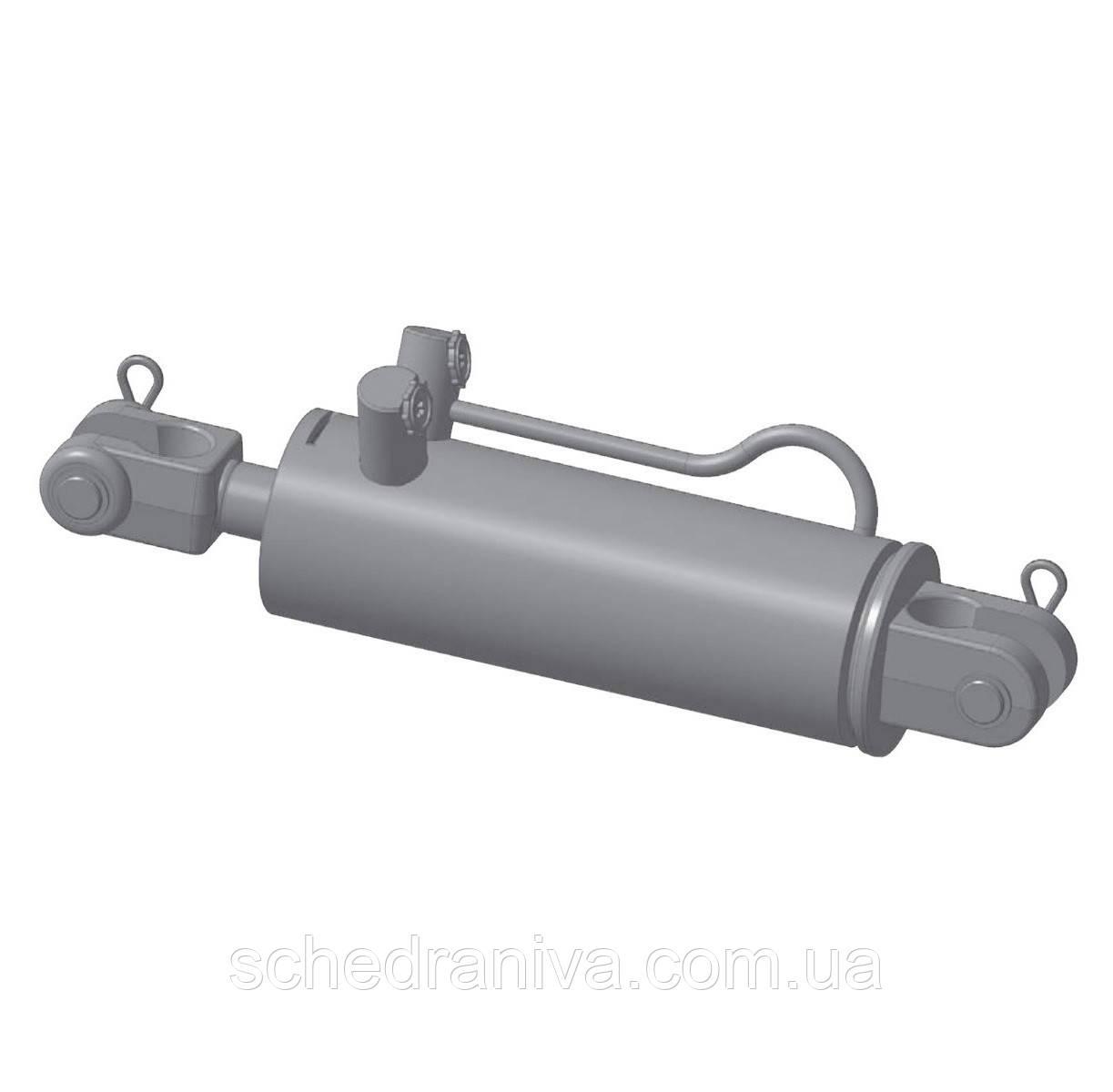 Гідроциліндр МС 100/40х200-3.44.1 (515) п-во Гідросила