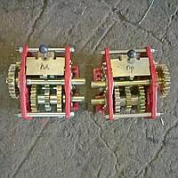 Механізм передач сз 3.6 5.4 108.00.2020 Б-07-2Т (Астра)