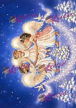 Вафельная картинка Ангелочек 3