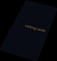 Визитница для 96 визиток PVC