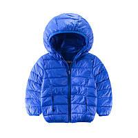 Куртка детская демисезонная Spring, синий 27 KIDS