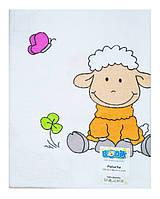 Пеленка фланелевая для новорожденных 100х80 см / Пеленка фланелева для новонароджених