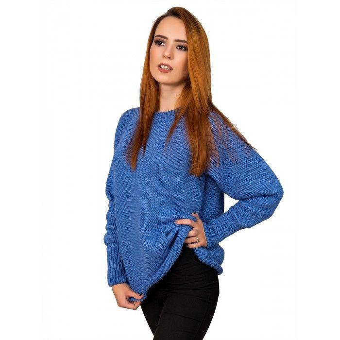 Яркий стильный свитер.Разные цвета