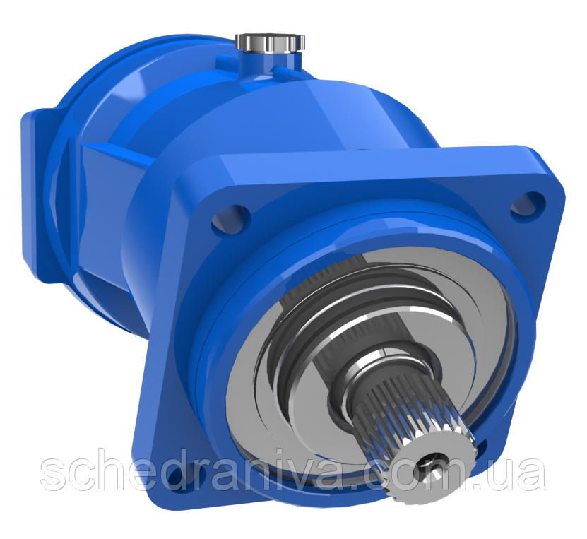 Гидромотор MBF10.4.56.00.06 (310.3.56.00.06, 310.4.56.00.06 - псм) п-во Гидросила