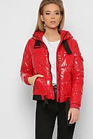 Женская модная демисезонная куртка X-Woyz 8860 Размеры 42 44
