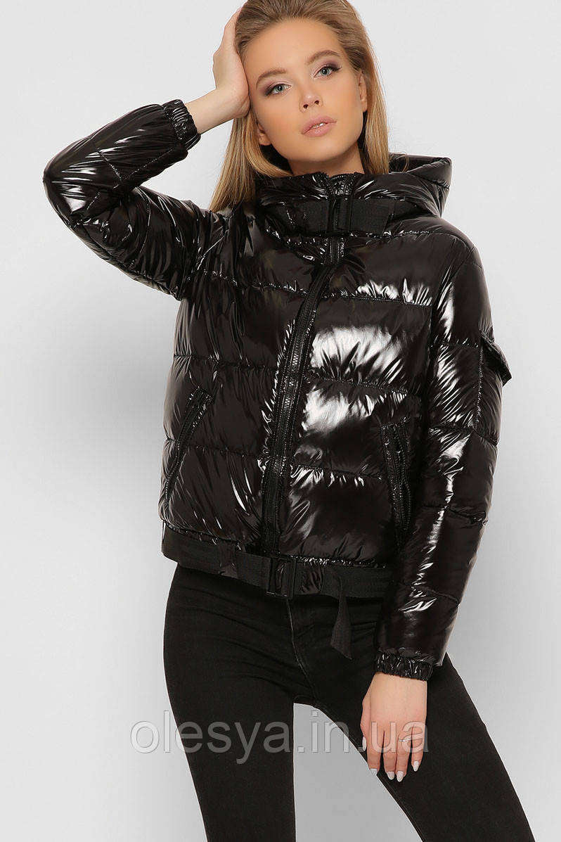 Женская модная демисезонная куртка X-Woyz 8860 Размер 48