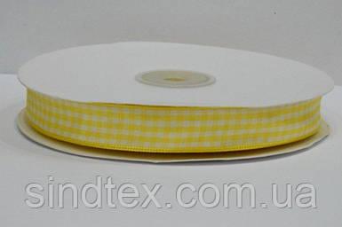 Лента в клеточку 1,6 см. № 132/26 (UMG-1209)