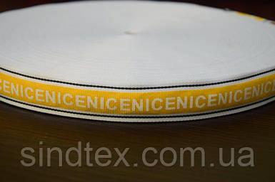 Киперная лента (полиэстэр) 2.5 см. № Nice/132 (UMG-1972)