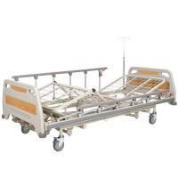 Кровать медицинская механическая с регулировкой высоты, 4 секции OSD-94U