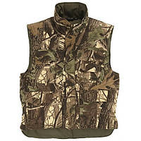 Жилет охотника Mil-Tec Ranger Vest Hunting Camo лес