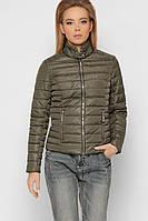 Стеганая короткая женская Куртка X-Woyz 8820 размры 42- 48