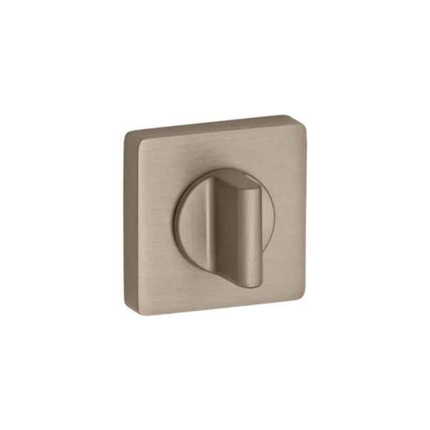 Дверные накладки SYSTEM (фиксатор в санузел WC) RO11 W6 NBM (матовый никель)